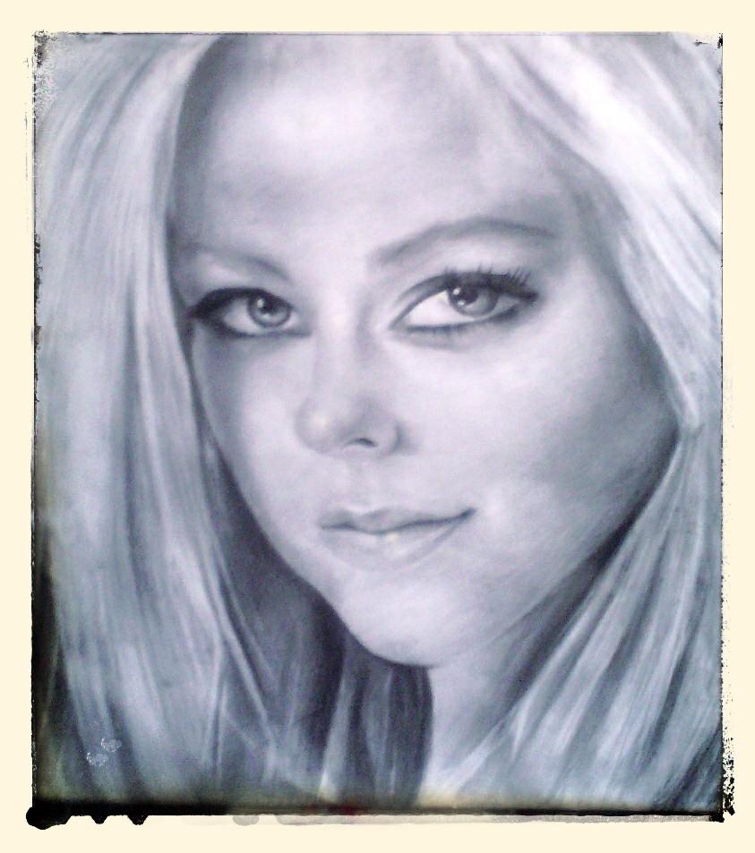 Avril Lavigne par jeshua7